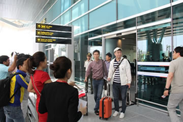 Vietnam Airports applicable