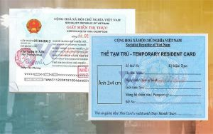 How can I get Visa TT in Vietnam for my family members?
